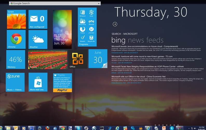 Video: The best shell ever ? Use windows 8 today, on Windows