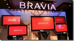 Sony Bravia range